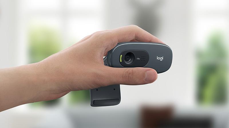 Logitech C270 HD Webcam cho Android TV Box, Laptop chính hãng, giá tốt - hình 09