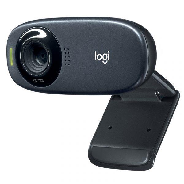 logitech c310 hd webcam - gọi video hd 720p rõ ràng, đơn giản