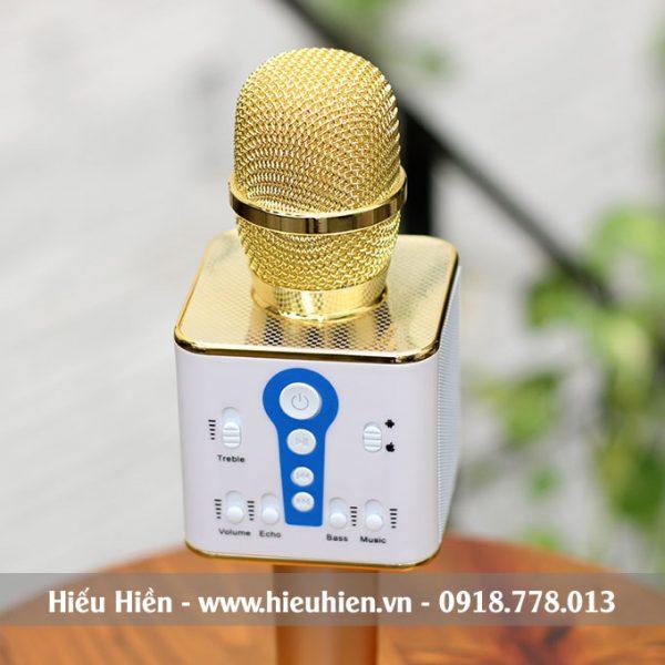 Mic Kèm Loa M1 Chính Hãng, Micro Hát Karaoke Bluetooth Cực Hay 02
