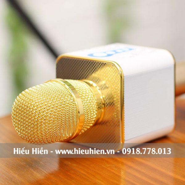 Mic Kèm Loa M1 Chính Hãng, Micro Hát Karaoke Bluetooth Cực Hay 04