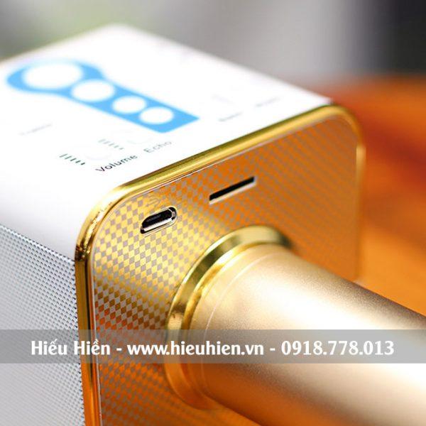 Mic Kèm Loa M1 Chính Hãng, Micro Hát Karaoke Bluetooth Cực Hay 05