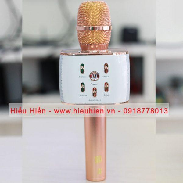 Magic Karaoke K10 - Micro kèm loa hát karaoke trên điện thoại, máy tính bảng