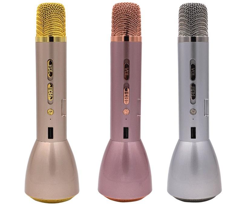 k088 micro hat karaoke kiem loa bluetooth: thoa niem dam me ca hat