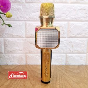 MAGIC KARAOKE SD-10 - MICRO KARAOKE KÈM LOA BLUETOOTH 3 TRONG 1 07