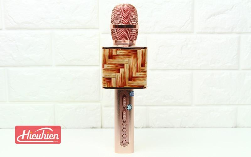 Magic Karaoke YS -10A - Micro Hát Karaoke Kèm Loa Bluetooth - mặt trước
