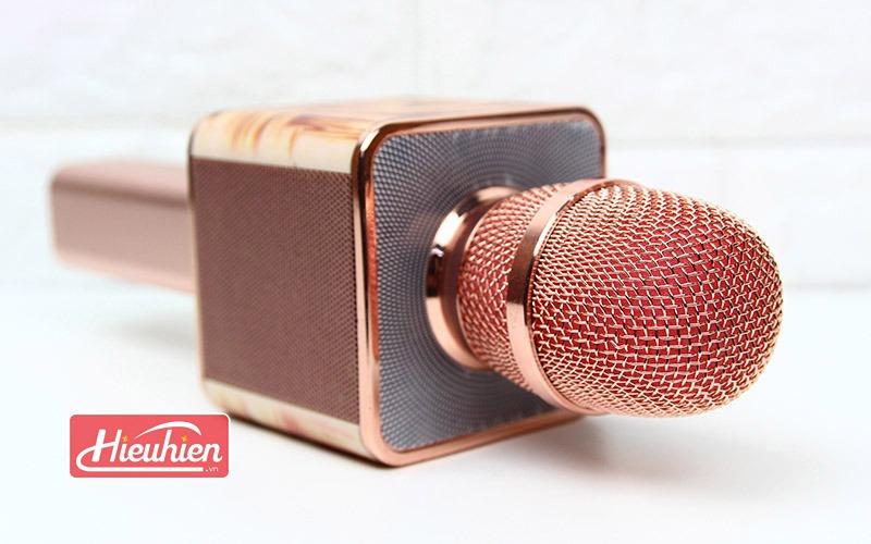 Magic Karaoke YS -10A - Micro Hát Karaoke Kèm Loa Bluetooth - đầu
