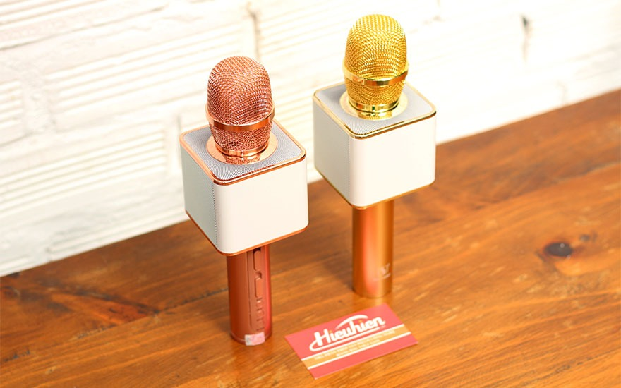 micro karaoke kem loa bluetooth magic karaoke ys-11 chinh hang, gia re 14