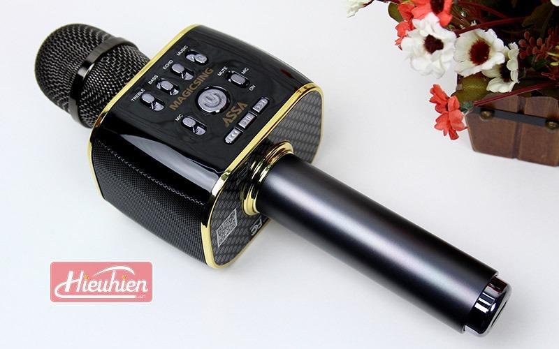 magic sing mp30 - micro karaoke bluetooth cao cấp, hát cực hay - phím