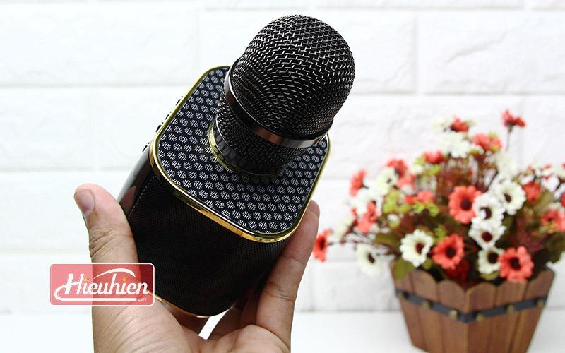 magic sing mp30 - micro karaoke bluetooth cao cấp, hát cực hay - đầu mic