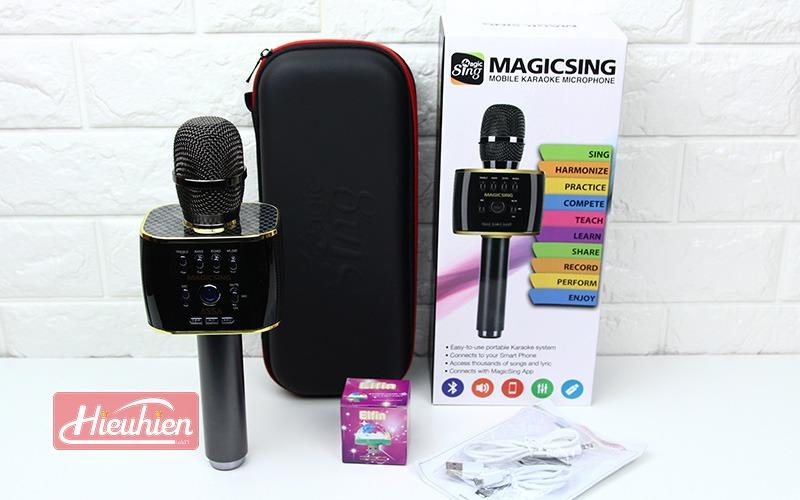 magic sing mp30 - micro karaoke bluetooth cao cấp, hát cực hay - phụ kiện