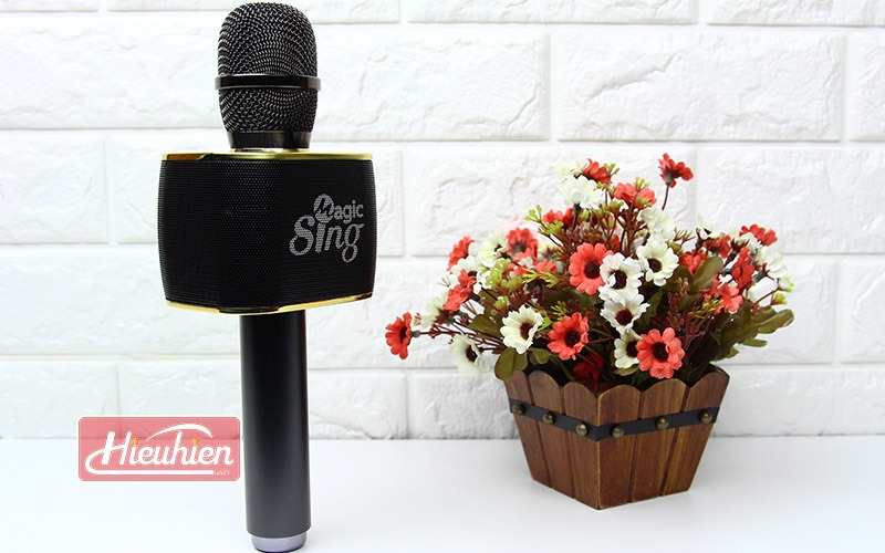 magic sing mp30 - micro karaoke bluetooth cao cấp, hát cực hay - logo