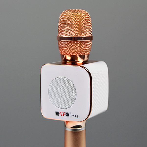 Mailian M2S micro karaoke bluetooth 3 loa cực hay 03