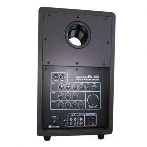 loa magicsing pa-100 tích hợp ampli cao cấp chính hãng, giá tốt - hình 02