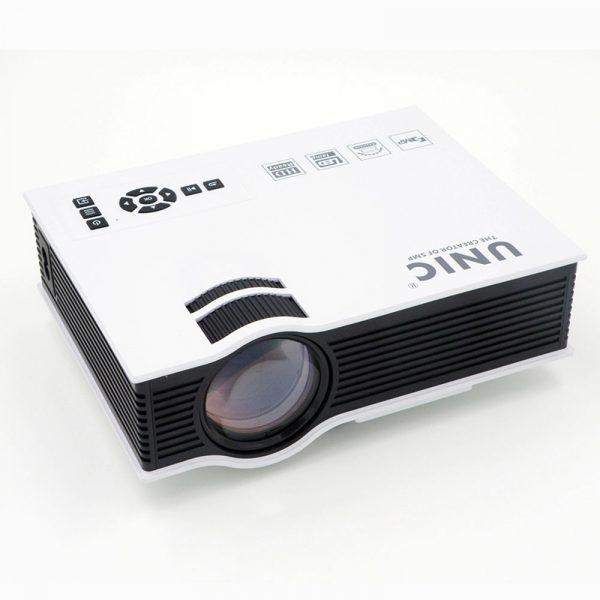 máy chiếu mini unic uc40 plus