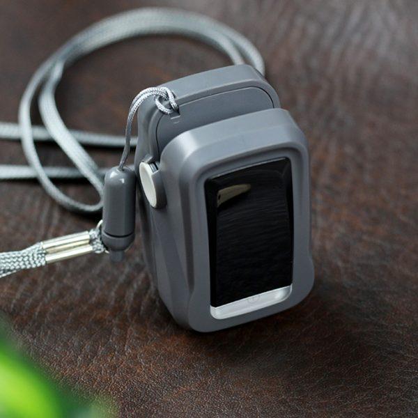 máy đo nhịp tim và nồng độ oxy trong máu fingertip pulse oximeter