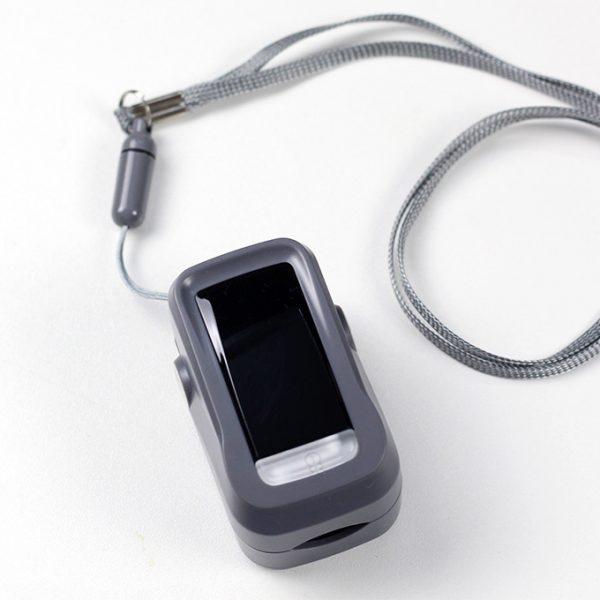 máy đo nhịp tim và nồng độ oxy trong máu fingertip pulse oximeter - hình 04