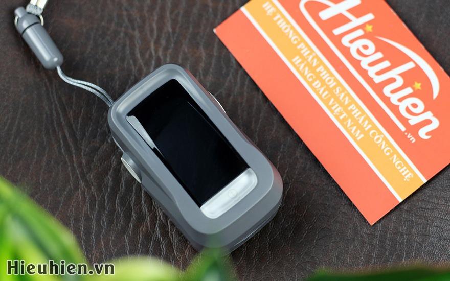may do nhip tim va nong do oxy trong mau fingertip pulse oximeter 08