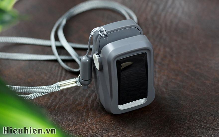 may do nhip tim va nong do oxy trong mau fingertip pulse oximeter - bao ve suc khoe