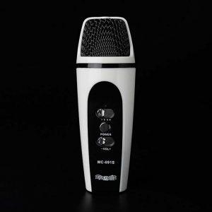 MC-091S - Micro hát Karaoke mini cho điện thoại, máy tính bảng 01