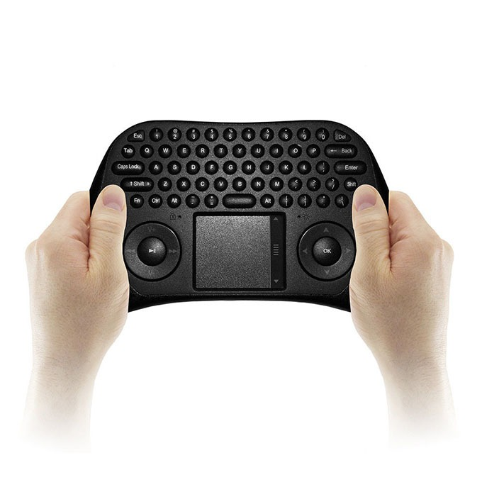 measy gp800 - bàn phím kèm touchpad không dây cho android tv box - hình 03