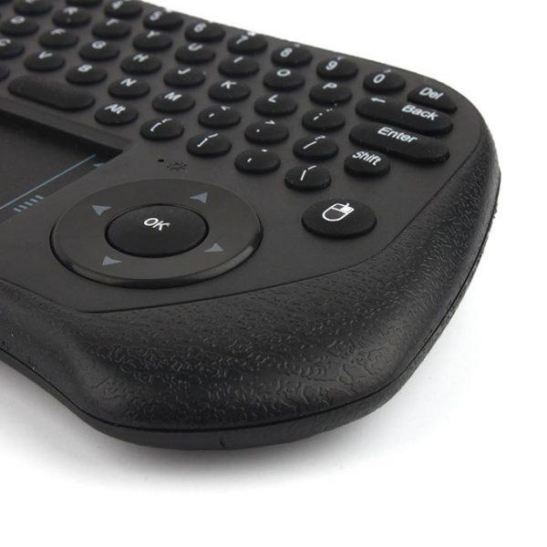 measy gp800 - bàn phím kèm touchpad không dây cho android tv box - hình 05