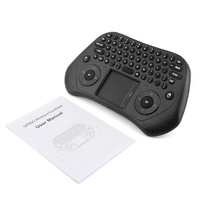 measy gp800 - bàn phím kèm touchpad không dây cho android tv box - hình 10