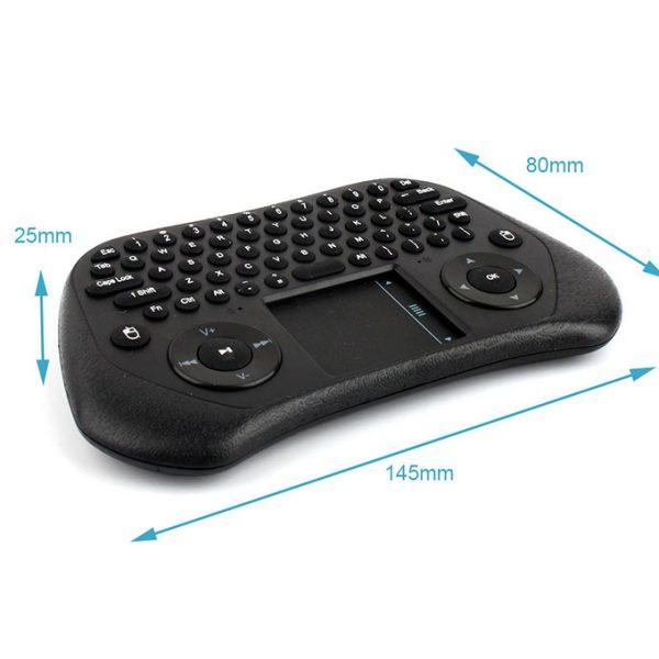 measy gp800 - bàn phím kèm touchpad không dây cho android tv box - hình 11