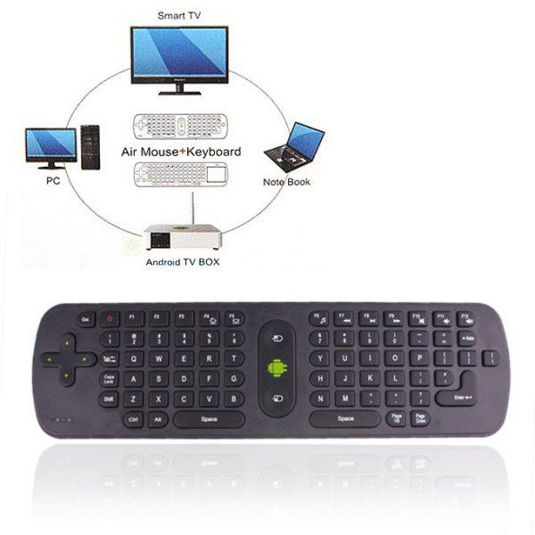 measy rc11 - bàn phím chuột bay cho android tv box - hình 01