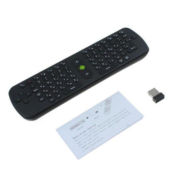 measy rc11 - bàn phím chuột bay cho android tv box - hình 08