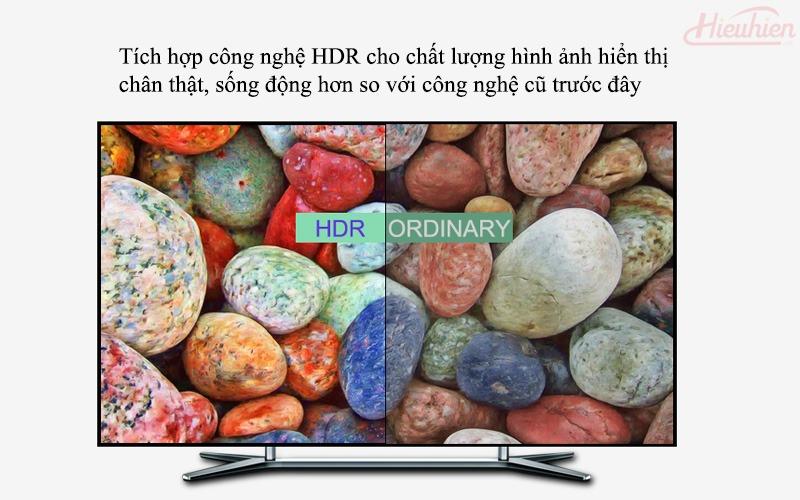 mecool km9 android tv 8.1, chip amlogic s905x2, 4gb/32gb, tìm kiếm bằng giọng nói - hình ảnh hdr