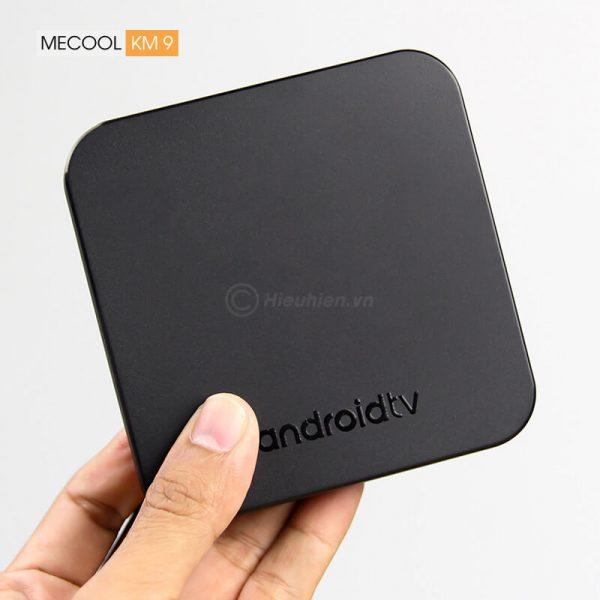 mecool km9 android tv 8.1, chip amlogic s905x2, 4gb/32gb, tìm kiếm bằng giọng nói - hình 04