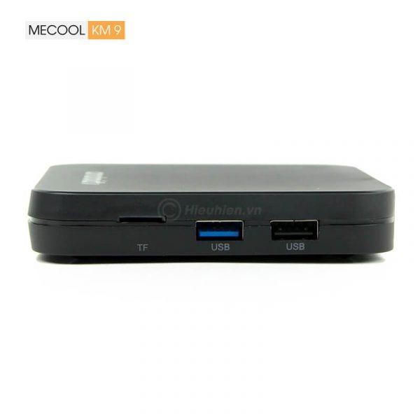 mecool km9 android tv 8.1, chip amlogic s905x2, 4gb/32gb, tìm kiếm bằng giọng nói - hình 06