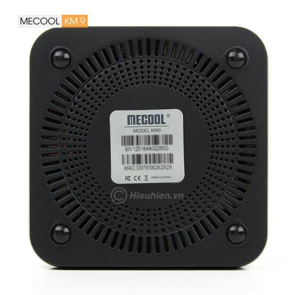mecool km9 android tv 8.1, chip amlogic s905x2, 4gb/32gb, tìm kiếm bằng giọng nói - hình 09