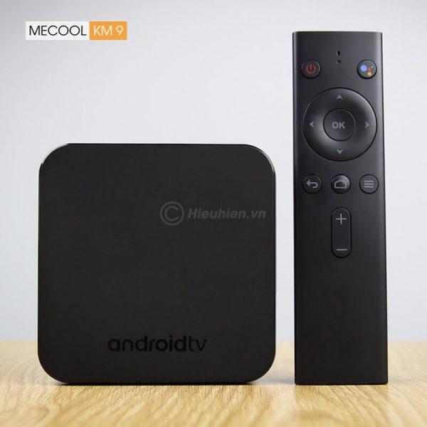 mecool km9 android tv 8.1, chip amlogic s905x2, 4gb/32gb, tìm kiếm bằng giọng nói - hình 10