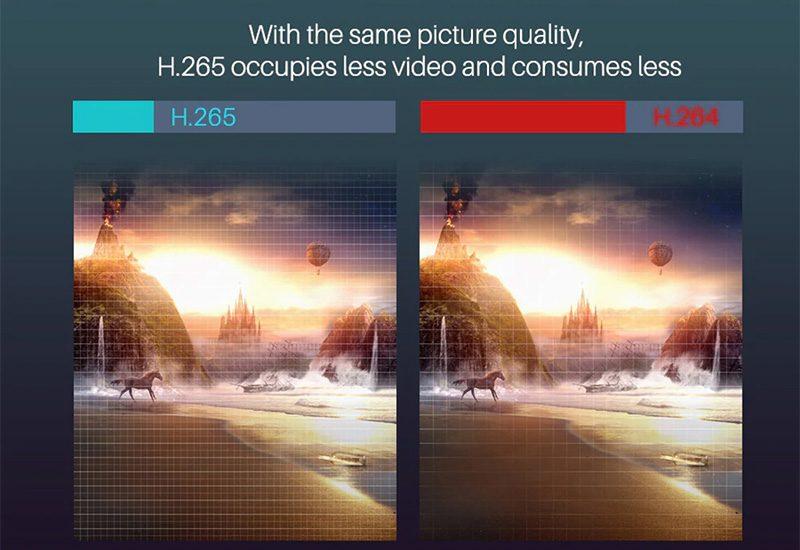mecool m8s plus dvb-t2 s905d android 7.1 1gb/8gb tv box - hình ảnh hdr