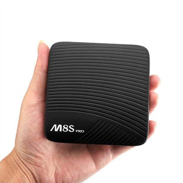 mecool m8s pro android 7.1 tv box, chip 8 nhân amlogic s912 - hình 06