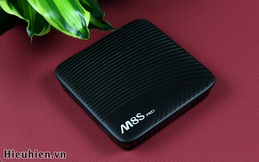 danh gia mecool m8s pro android 7.1 tv box, chip 8 nhan amlogic s912 03