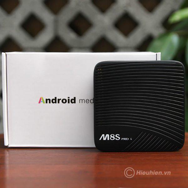 mecool m8s pro l atv 7.1, amlogic s912 3gb/32gb, voice remote tìm kiếm bằng giọng nói - hình 07