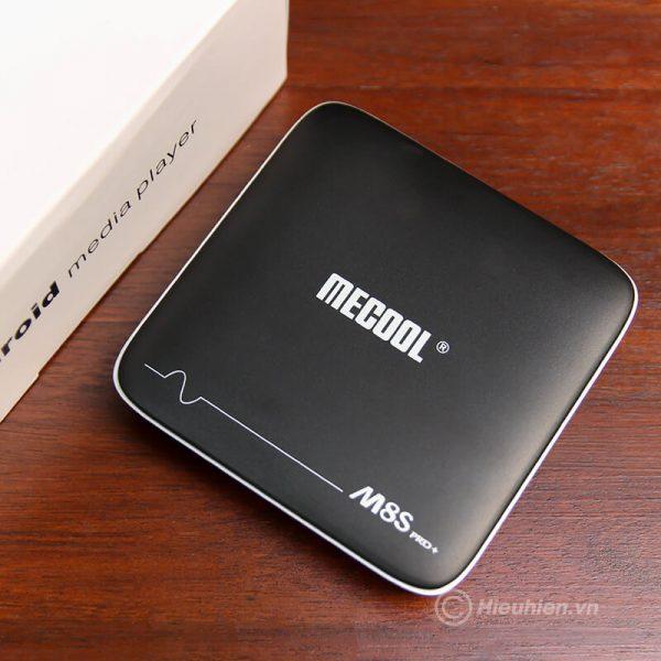 mecool m8s pro plus atv 7.1 s905w 2gb/16gb, có voice remote tìm kiếm bằng giọng nói - hình 02