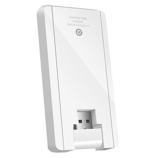mercury mw302re - bộ kích sóng wifi tốc độ 300mbps - hình 03