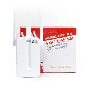 mercury mw310re - bộ mở rộng sóng wifi tốc độ 300mbps