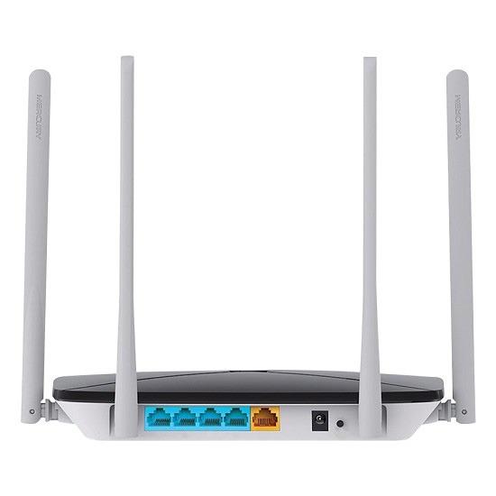 mercusys ac12 - bộ phát wifi router băng tần kép không dây ac1200 chính hãng
