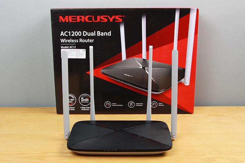 mercusys ac12 - bộ phát wifi router băng tần kép không dây ac1200 - hình 07