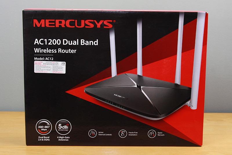 mercusys ac12 - bộ phát wifi router băng tần kép không dây ac1200 - hình 08