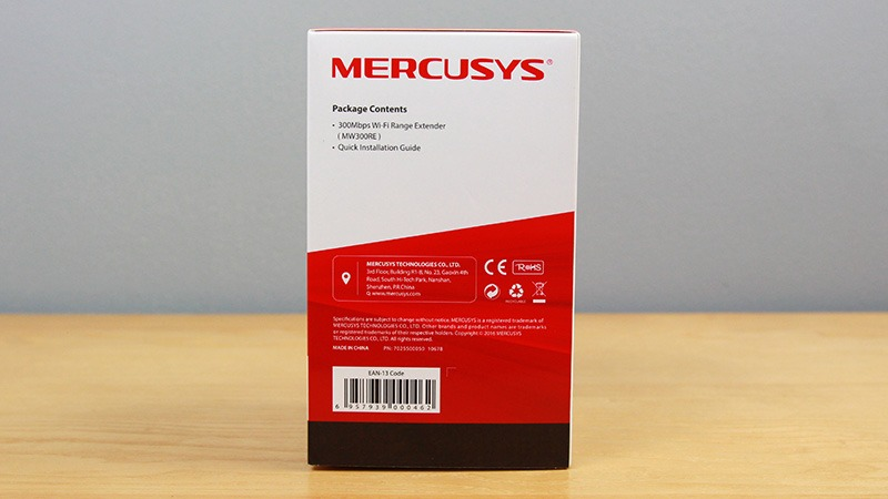 mercusys mw300re - bo kich song wifi toc do 300mbps, 2 ang ten 06