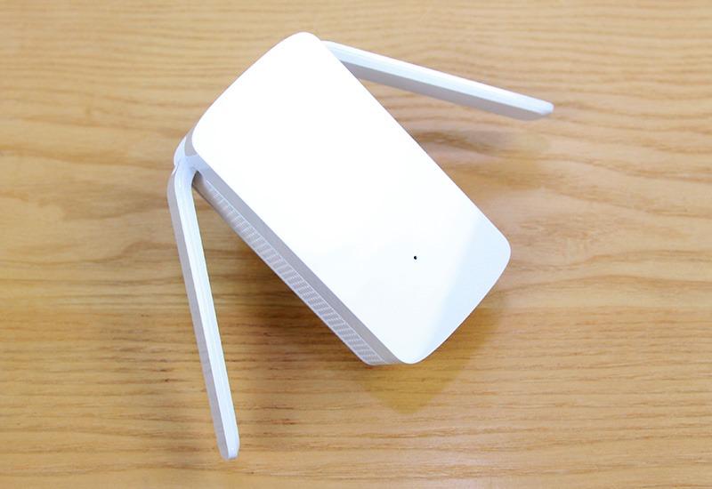 mercusys mw300re - bo kich song wifi toc do 300mbps, 2 ang ten 10
