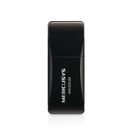 mercusys mw300um - bộ usb thu sóng wifi cực mạnh, tốc độ 300mbps - hình 02