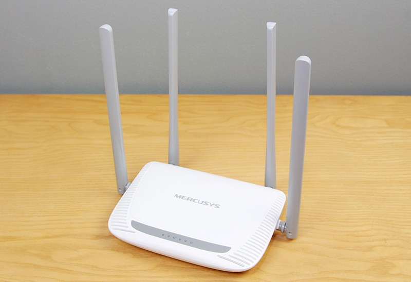 mercusys mw325r - bo phat wifi khong day toc do 300mbps