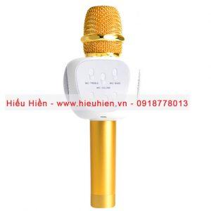 Micro karaoke kèm loa bluetooth YHSJ-007