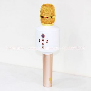 Micro hát karaoke kèm loa bluetooth Magic Q8